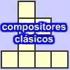 Crucigrama Compositores