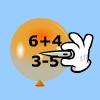 Pincha globos - Sumas y Restas