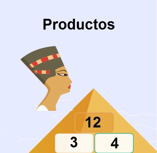 Pirámide productos